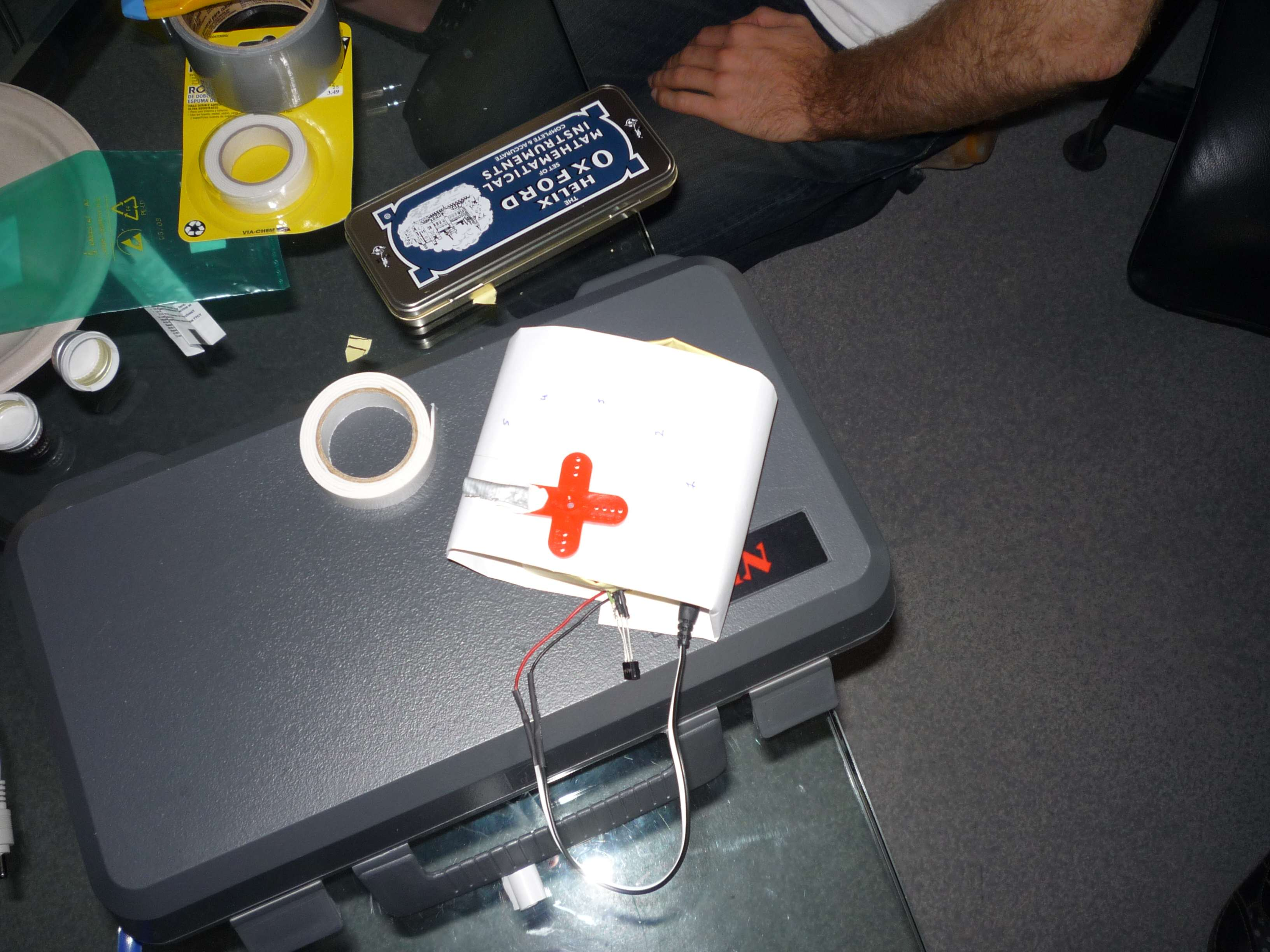 An arduino kit
